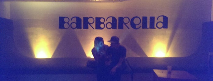 Barbarella Houston is one of #seeyouintexas.