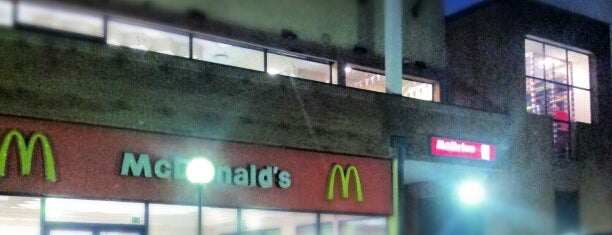 McDonald's is one of risto visitati 2.