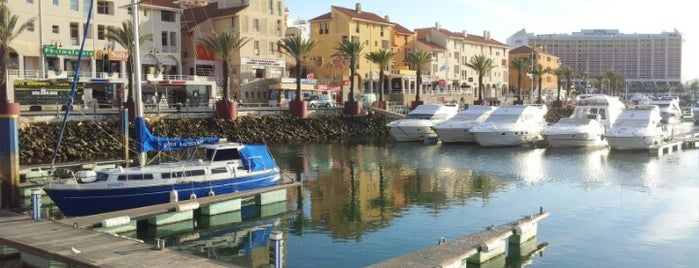 Marina de Vilamoura is one of Lugares favoritos de Paulo.