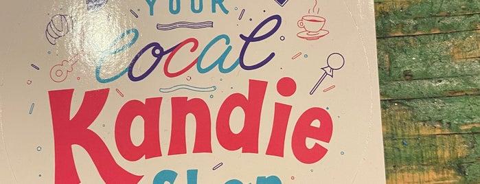 Kandie Shop is one of food.