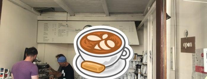 Kaffeefabrik is one of Tempat yang Disukai Seti.