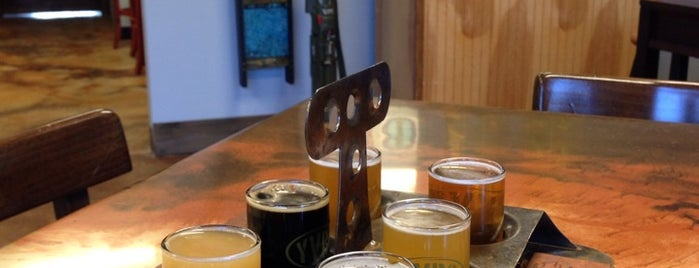 Young Veterans Brewing Company is one of Breweries or Bust 2.