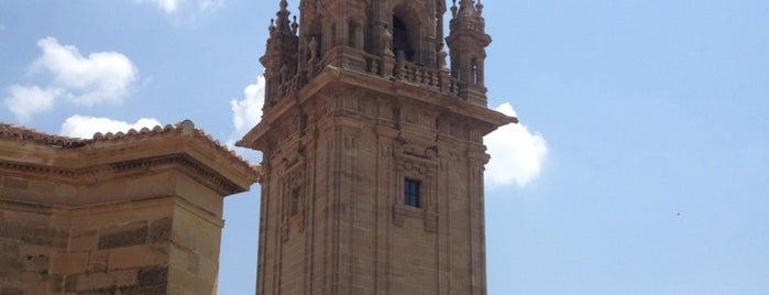 Santo Domingo de la Calzada is one of Locais salvos de Vicente Juan.