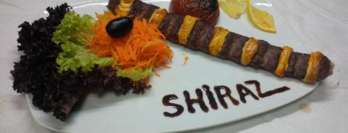 Shiraz is one of рест-о-рації.