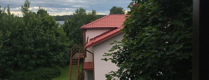 Отель «Kexholm» is one of สถานที่ที่ Ann ถูกใจ.