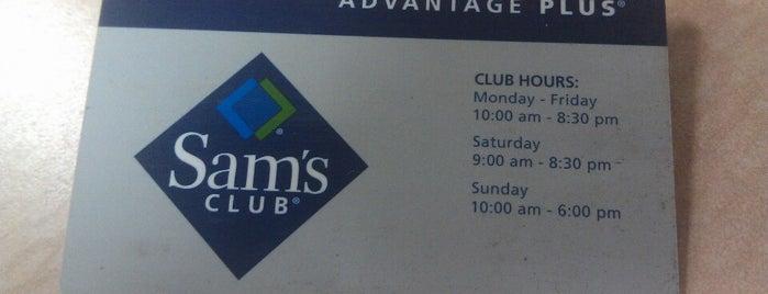 Sam's Club is one of Nicole'nin Beğendiği Mekanlar.