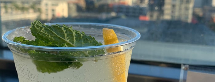 The Rooftop by STK is one of San Diego.