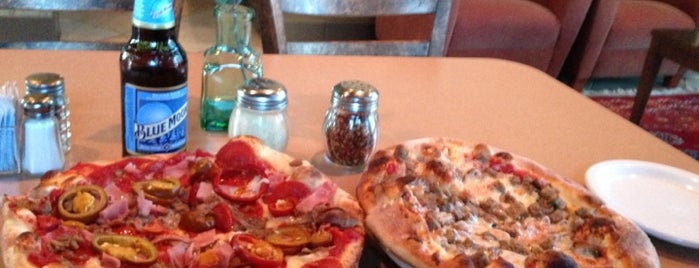Tosca Stone Oven Pizzeria is one of Good Chow, Sometimes Weird Places.