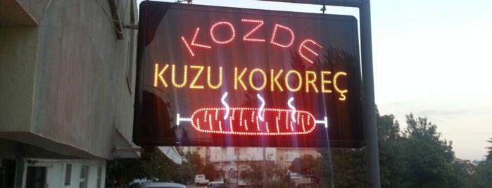 Devasal Közde Kuzu Kokoreç is one of Kanaryaさんのお気に入りスポット.
