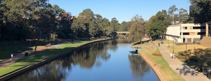 Lennox Bridge is one of Australia - Sydney.