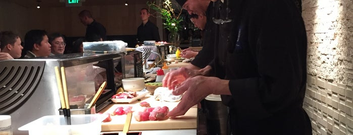 Sushi Kashiba is one of Seattle to-do.