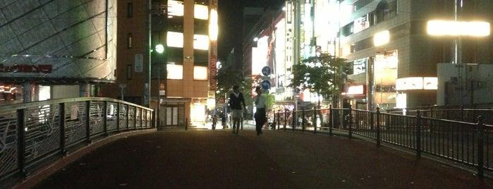 南幸橋 is one of Tempat yang Disukai まるめん@下級底辺SOCIO.