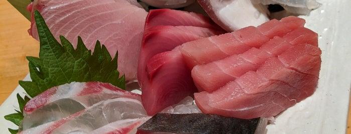 魚心 is one of Melaさんのお気に入りスポット.