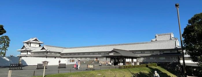 菱櫓・五十間長屋・橋爪門続櫓 is one of Japan - Kanazawa.