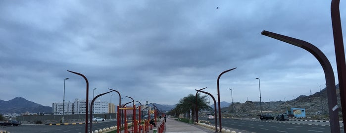 Alnaseem Walking Trail ممشى النسيم is one of Orte, die Ghada gefallen.
