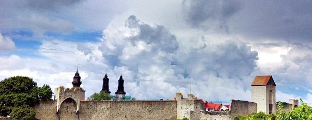 Visby is one of Scandinavia & the Nordics.