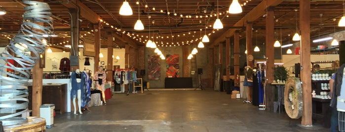 Arts District Co-Op is one of california dreaming.