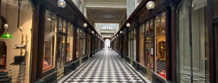 Galerie Véro-Dodat is one of Paris 2019.