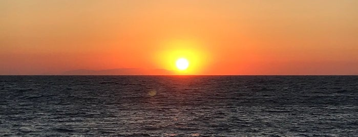 Sunset Deseo is one of Greece.