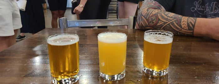 Modist Brewing Co is one of Drink Local 🍺.