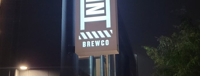 Inbound BrewCo is one of Drink Local 🍺.