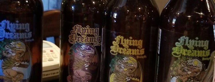 Flying Dreams Brewery is one of Marcus 님이 좋아한 장소.