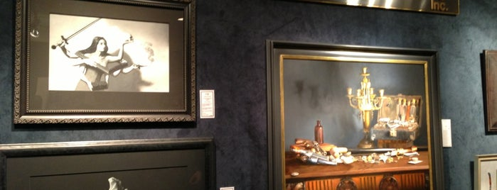 Rehs Gallaries is one of NYC 5.