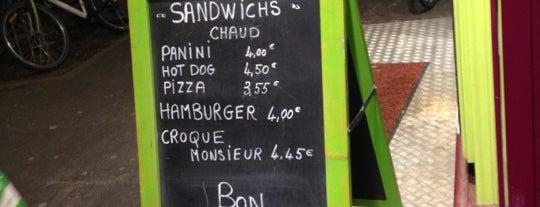 La Badine de Martine is one of Paris to do list.