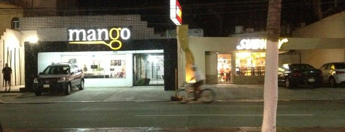 Mango Salón is one of Tempat yang Disimpan Lidia.