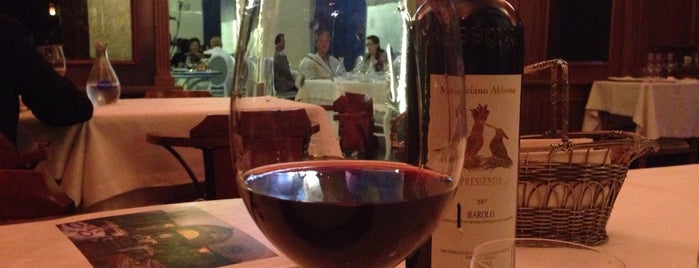 Enoteca Costantini is one of Roma - a must! = Peter's Fav's.