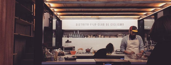 Distrito Fijo Club de Ciclismo is one of D.F..