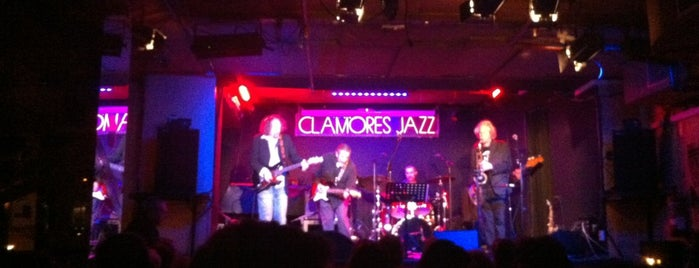Sala Clamores is one of Madrid Live Music (1/2).