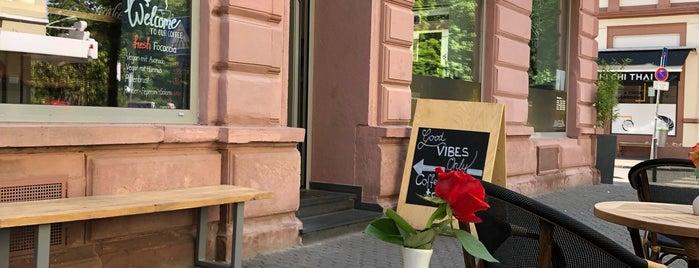 Coffee Vibe is one of สถานที่ที่ Raffaele ถูกใจ.