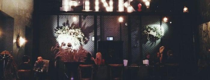 Pinky Bandinsky is one of Feed me Minsk.