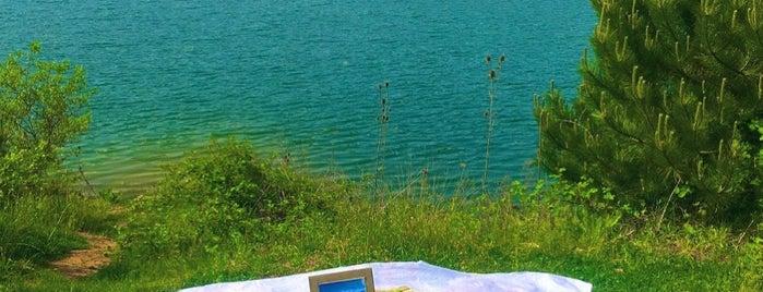 Kazancı Gölü is one of Lieux qui ont plu à Lale.