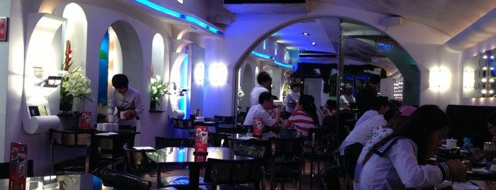 Bellagio is one of Shanghai.