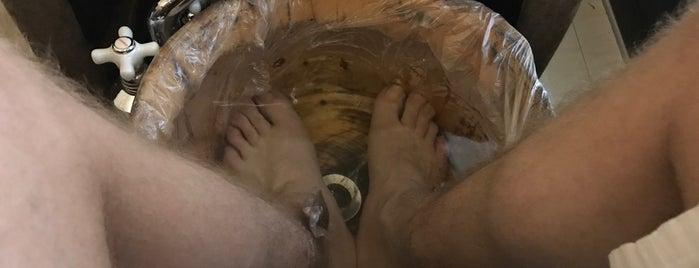 Gubeii Blind Massage is one of Simons Shanghai List.