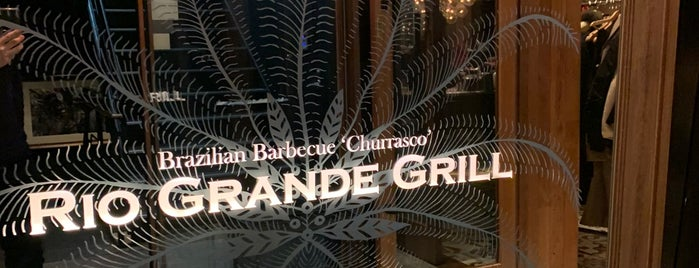 Rio Grande Grill is one of Matsunosuke 님이 좋아한 장소.