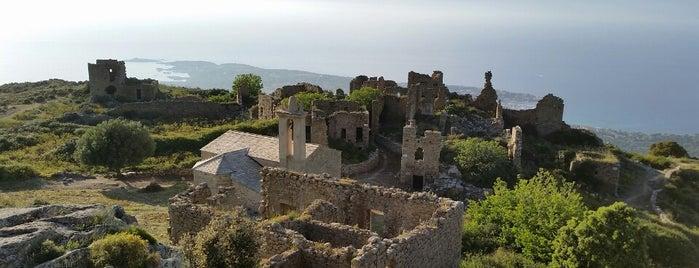 Village Abandonné d'Occi is one of Haute-Corse.
