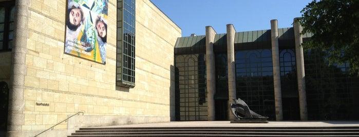 Neue Pinakothek is one of Munich - Haidhausen, Max-, Isar- & Ludwigvorstadt.