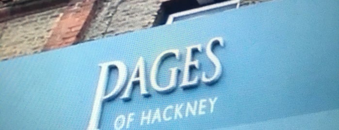 Pages of Hackney is one of Alex 님이 좋아한 장소.