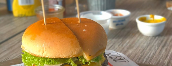 Blaze Burgers is one of Dubai.