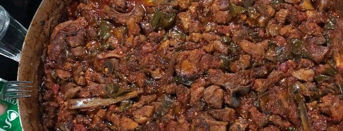 Soğuk Çeşme Kavurma Ve Et Lokantası is one of Yemek.