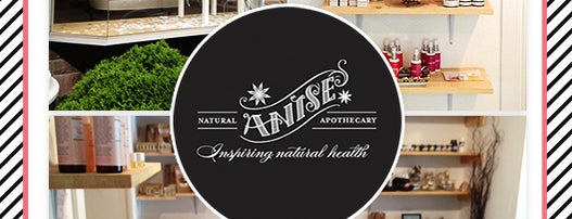 Anise Natural Apothecary - Inspiring Natural Health is one of Posti salvati di Darcy.