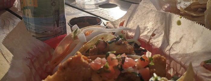 East Beach Tacos is one of Santa Barbara.