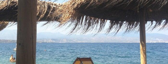Άνεμος Beach Bar is one of Costas'ın Beğendiği Mekanlar.