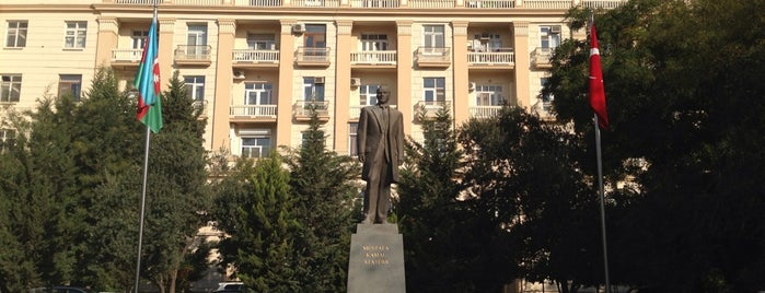 Atatürk Parkı is one of Bakü.