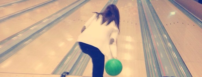 Cevahir Bowling is one of Locais curtidos por Zeynep.
