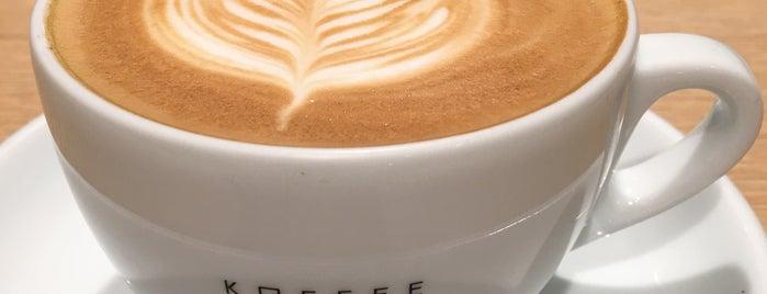 Omotesando Koffee is one of HK.