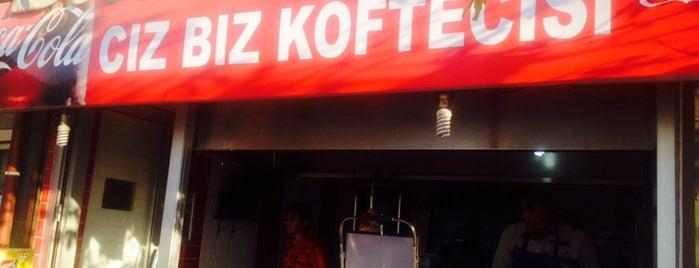 Cızbız Köftecisi is one of Arzu'nun Beğendiği Mekanlar.